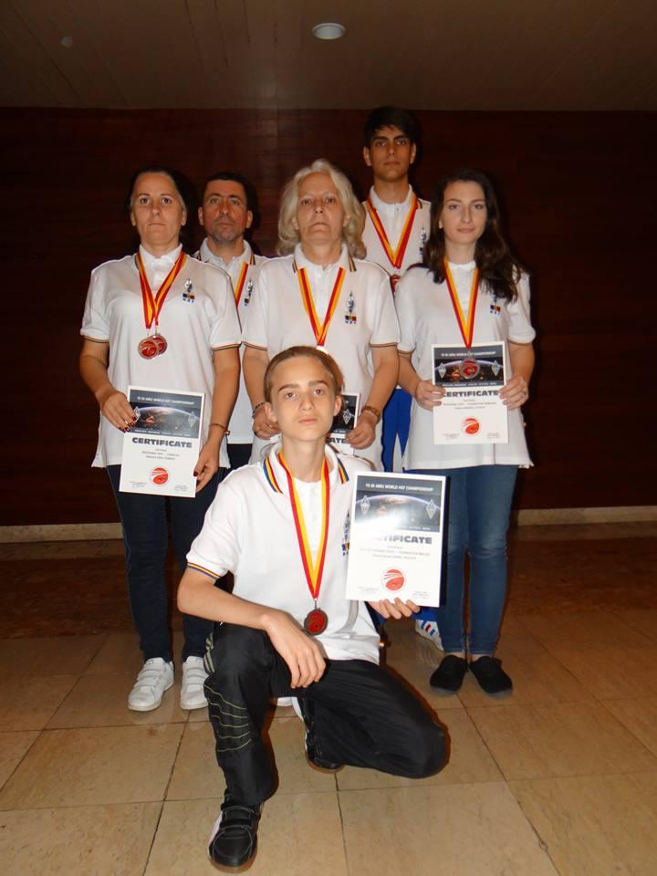 Radioamatorism Iasi - campionate mondiale HST 2016 1