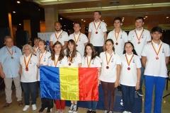 Campionatele mondiale HST Muntenegru 2016