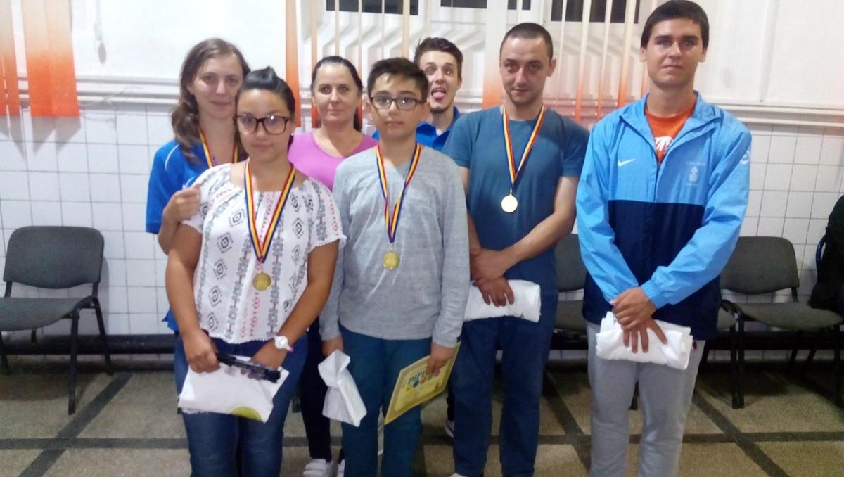 Radioamatorism Iasi - camp. national echipe 2016 1