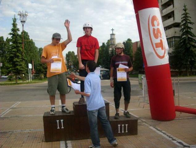 Ciclism trial iasi 09