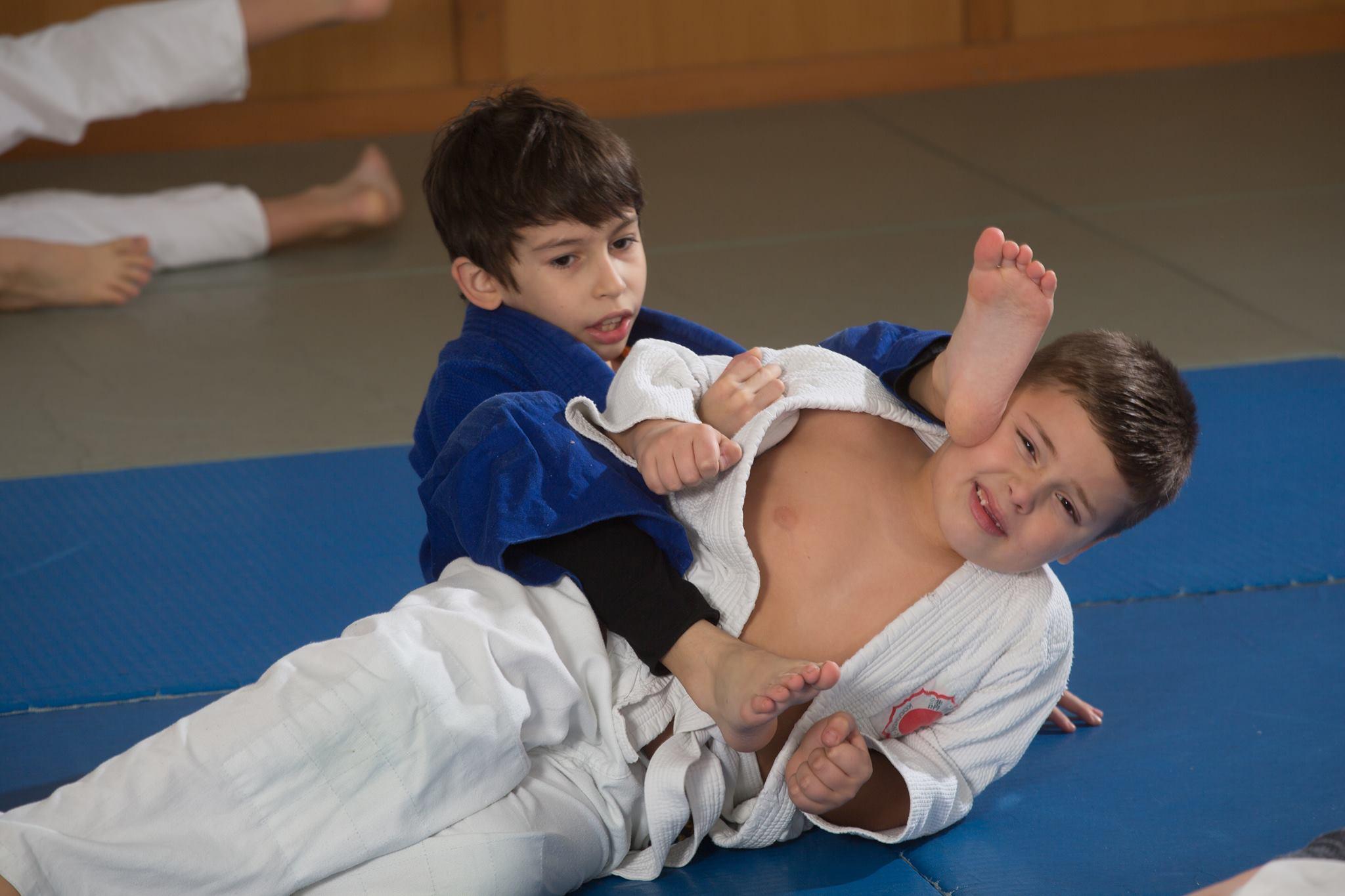 Judo CSM Iasi 2