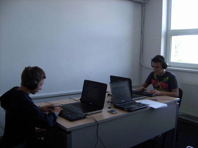 Radioamatorism CSM Iasi